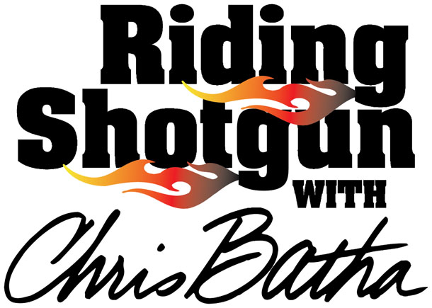 Riding Shotgun with Chris Batha, Motorcycle, Hunting and Cooking TV Show