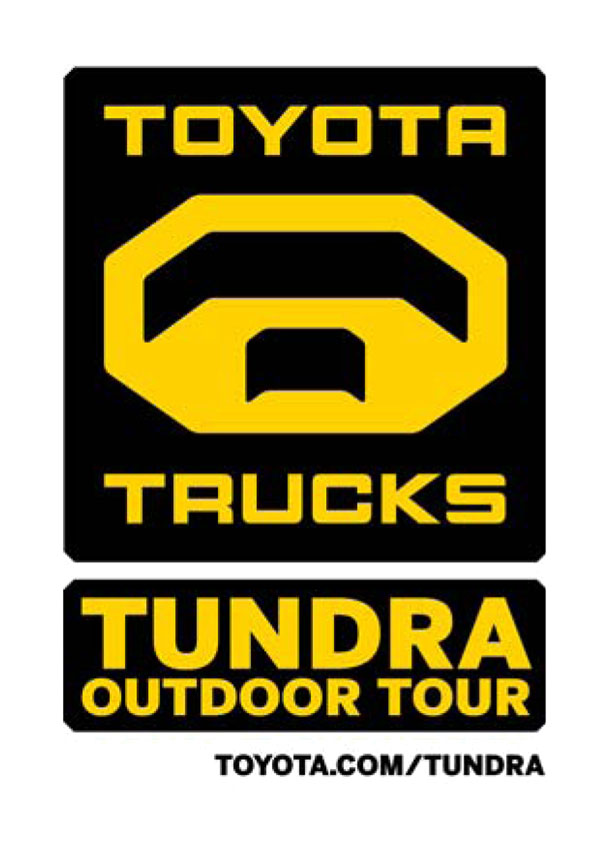 Toyota Tundra Outdoor Tour Logo