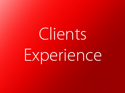 Clients: Agency, In-House and Contract Experience