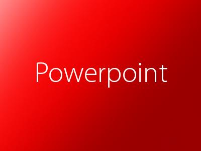 Powerpoint, Presentation